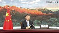 Bukan Biden, Xi Jinping Jadi Pembuka WEF