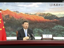 Janji Xi Jinping, China No 1 di Dunia Tahun 2035