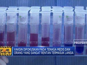 WHO Pastikan Akses yang Adil untuk Vaksin Corona