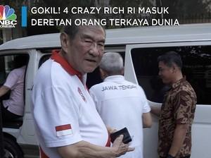 Gokil! 4 Crazy Rich RI Masuk Deretan Orang Terkaya Dunia