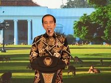 Jokowi: Mini Lockdown Lebih Efektif dari PSBB
