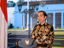 Jokowi: Kita Cari Keseimbangan, Tak Perlu Sok Lockdown!