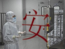 Brasil Pesan 46 Juta Dosis Vaksin dari Sinovac China Rp 1,3 T
