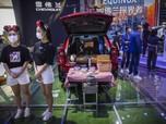 Dunia Masih Pusing Pendemi, China Sudah Gelar Pameran Mobil
