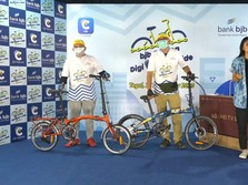 3.000 Peserta Ramaikan bjb Cycling DigiCash V-Ride Series 4