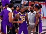 Pertama Sejak Tahun 2010, LA Lakers Lolos ke Final NBA!