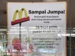 Heboh McD Kuta Bali Tutup, Ini Respons McDonald's Indonesia