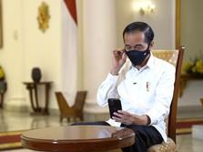 Dokter hingga Perawat Curhat ke Jokowi Beratnya Tangani Covid