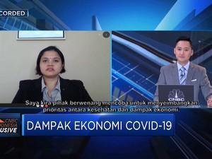 DBS: Dampak Pengetatan PSBB, Ekonomi RI Bisa Terkontraksi 1%