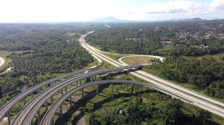 Jalan Tol Manado-Bitung  (Dok. Jasamarga)