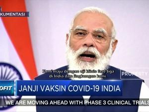 Janji PM Narendra Modi Siapkan Vaksin Covid-19 Made In India