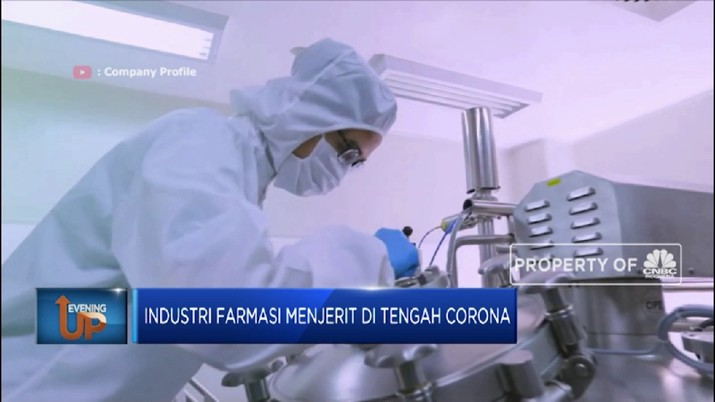 Karena Corona, Industri Farmasi Rumahkan 3 Ribu Karyawan (CNBC Indonesia TV)