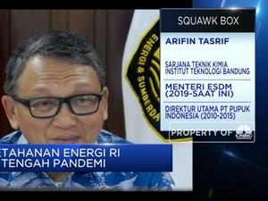 Menteri ESDM: Investasi Hingga Ekplorasi, PR Sektor Migas RI