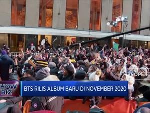 Siap-Siap! BTS Rilis Album Baru di November 2020