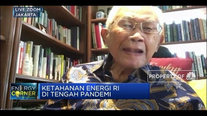 Subroto: Jaga Ketahanan Energi, RI Harus Dorong Pengembangan EBT  (CNBC Indonesia TV)