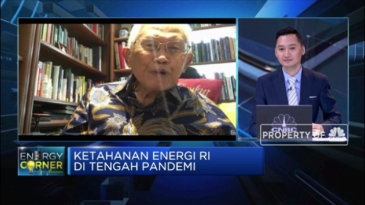 Subroto: Kepastian Kontrak, Penting Mendorong Investasi Energi (CNBC Indonesia TV)