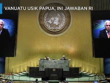 Vanuatu Usik Papua, Ini Jawaban RI