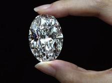 Berlian Terbesar Dunia Ditemukan, Beratnya sampai 1.000 Karat