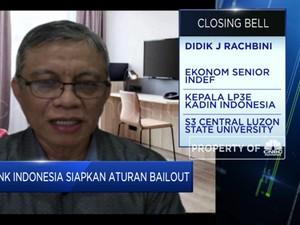 Didik Rachbini: Langgar Aturan,BI Tak Boleh Bailout Perbankan