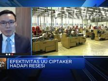 Ekonom: UU Ciptaker Dipercepat, FDI Akan Meningkat
