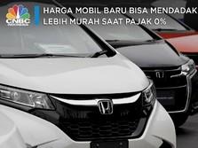 Harga Mobil Baru Bisa Mendadak Lebih Murah Saat Pajak 0%