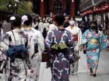 Tarik Sist, Semongko! Ekonomi Jepang Melejit 22,9%