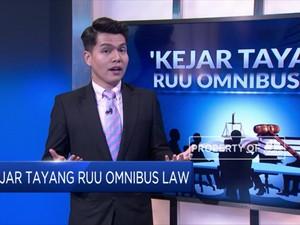 Kejar Tayang RUU Omnibus Law