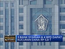 Pemerintah Tambah Penempatan Dana di Perbankan
