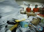Denyut Nadi Bisnis Pos di Tengah Ancaman Pandemi Corona