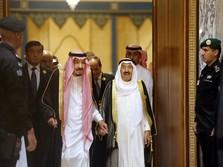 Jreng! Biden Telepon Raja Salman, Ada Apa?