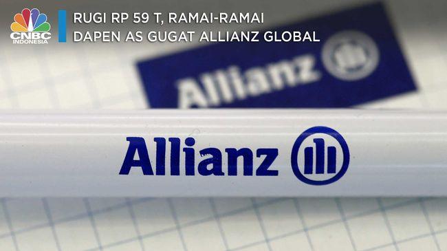Ngaku Rugi Rp 59 T Dana Pensiun Di As Kompak Gugat Allianz