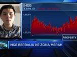 Saham Perbankan Ditinggal Asing, IHSG Ditutup di Zona Merah