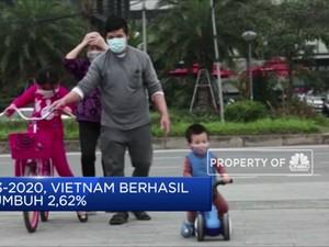 Wah! Vietnam Selamat dari Resesi