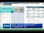 2021, PDB RI Diproyeksi