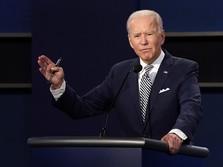 Heboh, Joe Biden Ucapkan Insya Allah di Depan Trump
