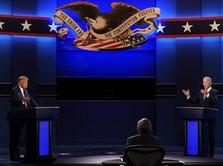 Trump Tolak Debat Virtual Vs Biden!