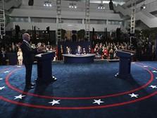 Siap-siap Debat Panas, Tarung AS Trump-Biden Segera Dimulai!