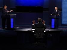 Dear Investor, Trump Kena Covid, Biden Bakal Menang Pemilu?