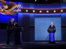Trump Masih Positif Covid, Biden Minta Debat Capres Ditunda