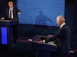 Tunggu Debat Trump vs Biden, Ini Sederet Saham Potensi Cuan!