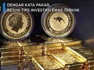 Jangan Tunda, Yuk Mulai Investasi Emas
