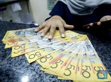 Capital Inflow ke RI Deras, Rupiah Pukul Dolar Australia