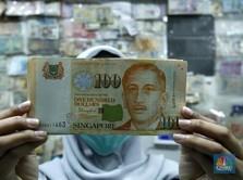 Ada RDG BI, Kurs Dolar Singapura Akhirnya Naik ke Rp 10.470