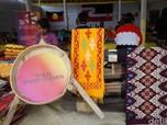 Bangga! Kain Endek Bali Koleksi Anyar Dior Spring/Summer 2021