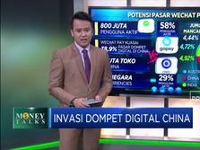 Invasi Dompet Digital China