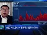 Investor Asing Lari Karena Covid-19, IHSG Makin Tertekan