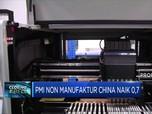 PMI Non Manufaktur China di September Naik 0,7 Poin