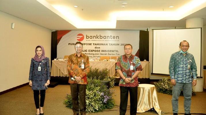 Public Expose Bank Banten (Dok. Bank Banten)
