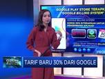 Tarif Baru 30% Dari Google