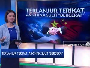 Terlanjur Terikat, AS-China Sulit